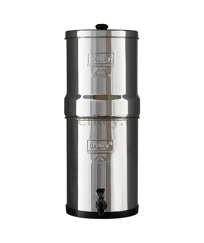 IMPERIAL BERKEY : Purificateur de 17 litres (Réf. : IMP6X2-BB).