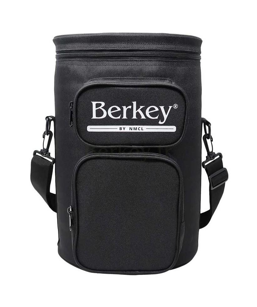 SACOCHE NOIRE POUR BIG BERKEY AVEC SON RANGEMENT POUR LES BLACK BERKEY (Réf. : BIGBERKEYTOTEBLK).