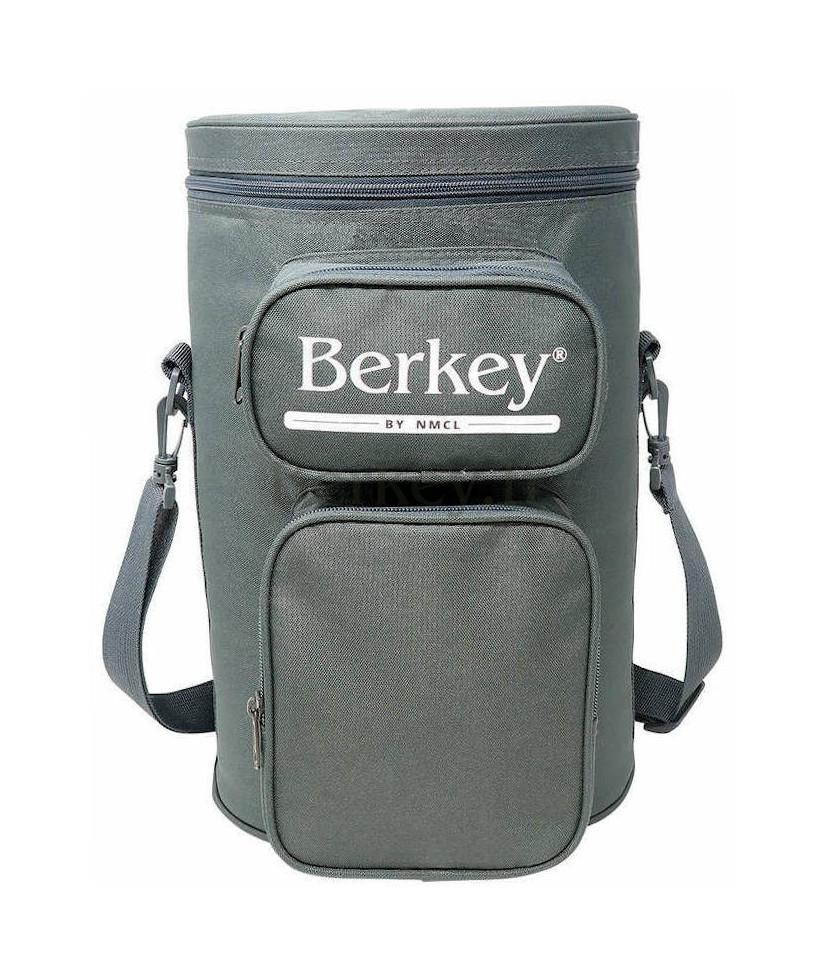 SACOCHE GRISE POUR BIG BERKEY : Avec son rangement pour les filtres Black Berkey (Réf. : BIGBERKEYTOTEGRY).