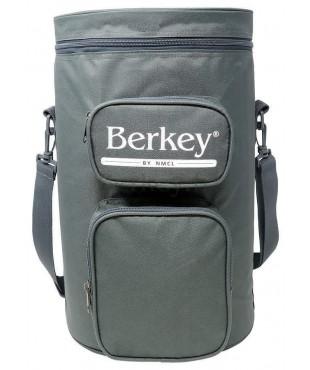 SACOCHE GRISE POUR ROYAL BERKEY : Avec son rangement pour les filtres Black Berkey (Réf. : BERKEYTRAVELTOTEGRY).