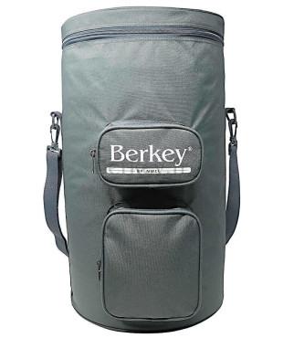 SACOCHE GRISE POUR IMPERIAL ET CROWN BERKEY : Avec son rangement pour les filtres Black Berkey (Réf. : BERKEYIMPCRWNTOTEGRY).
