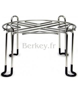 BASE M : Base de rehaussement pour le modèle Big Berkey (Réf. : MEDBASE).