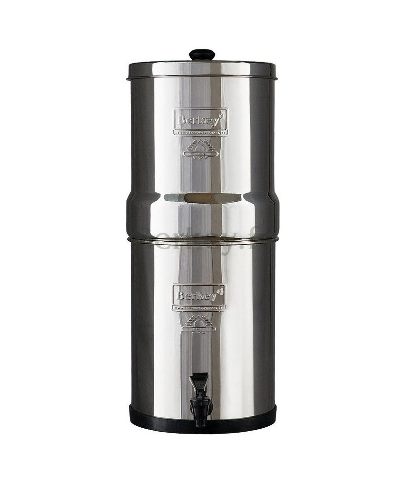 ROYAL BERKEY : Purificateur de 12,3 litres (Réf. : RB4X2-BB).