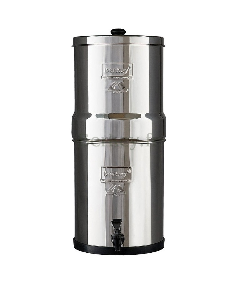 TRAVEL BERKEY : Purificateur de 5,7 litres  (Réf. : BT2X2-BB)