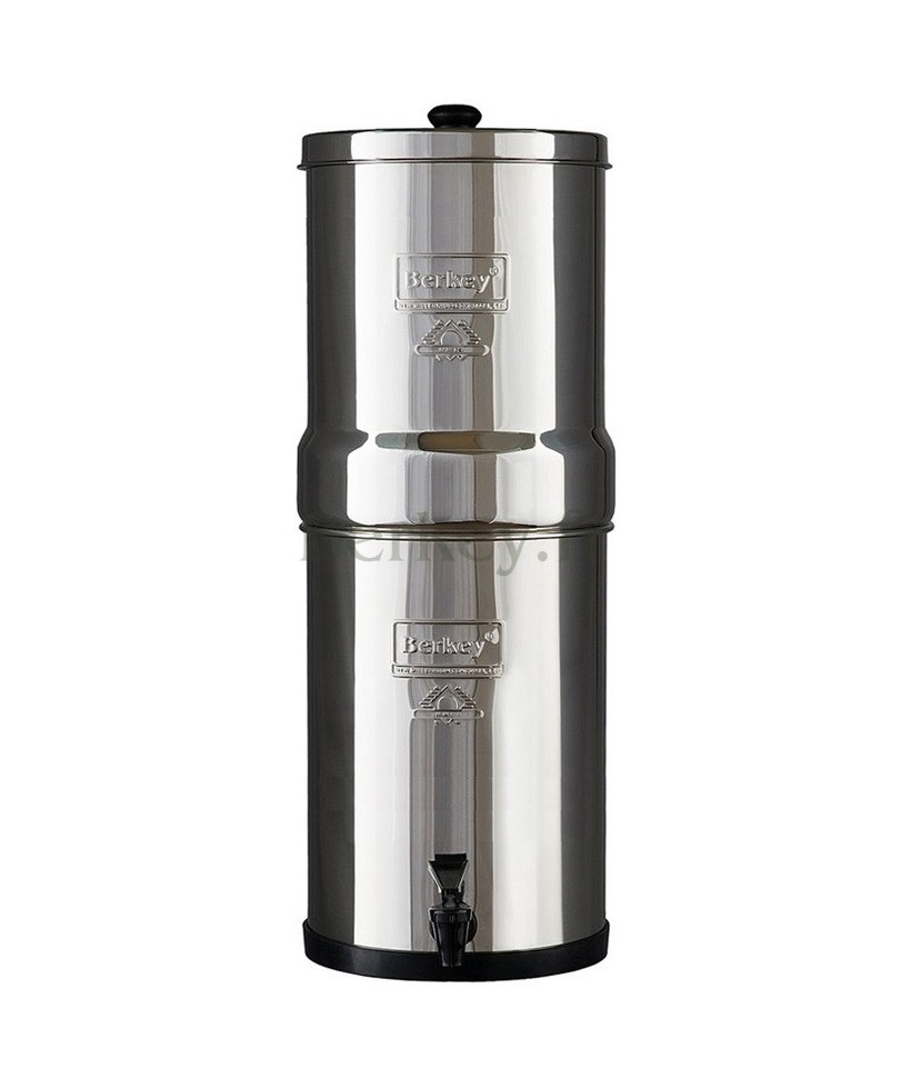 CROWN BERKEY : Purificateur de 22,7 litres (Réf. : CRN8X2-BB).