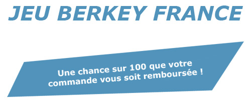Jeu Berkey France